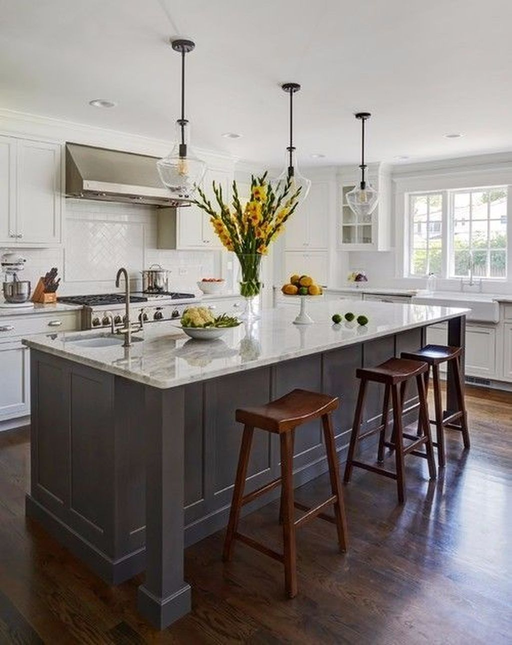 The Best Kitchen Island Ideas You Will Love 36