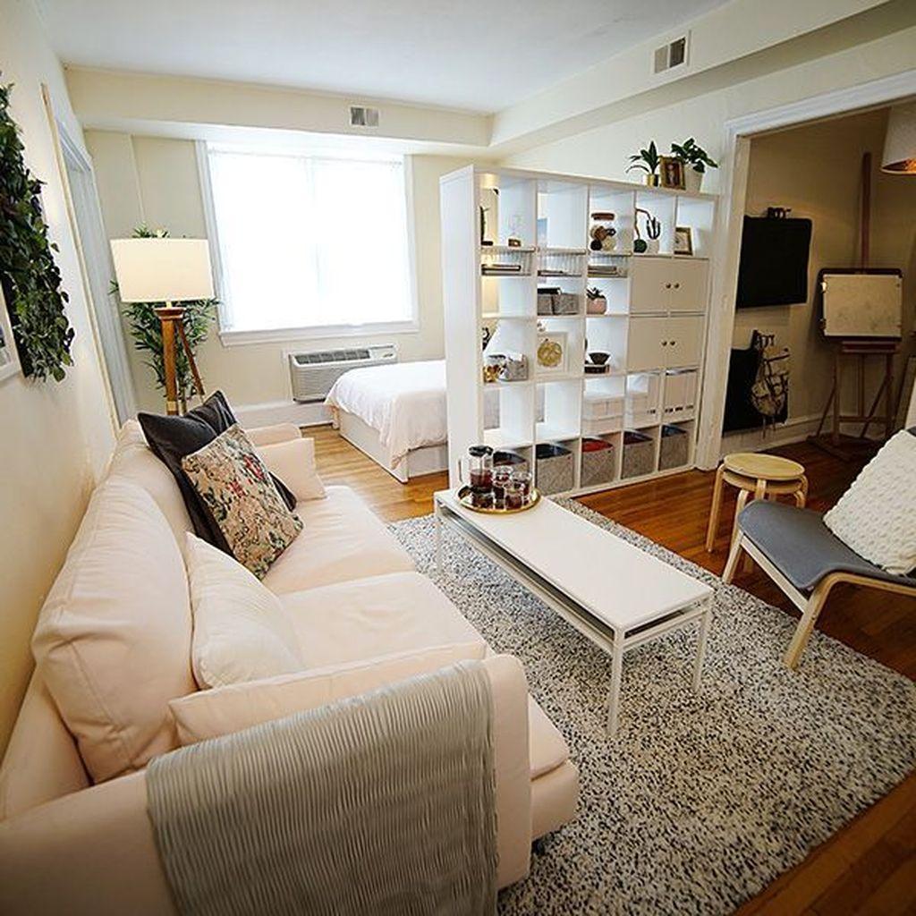 The Best Studio Apartment Layout Design Ideas 15