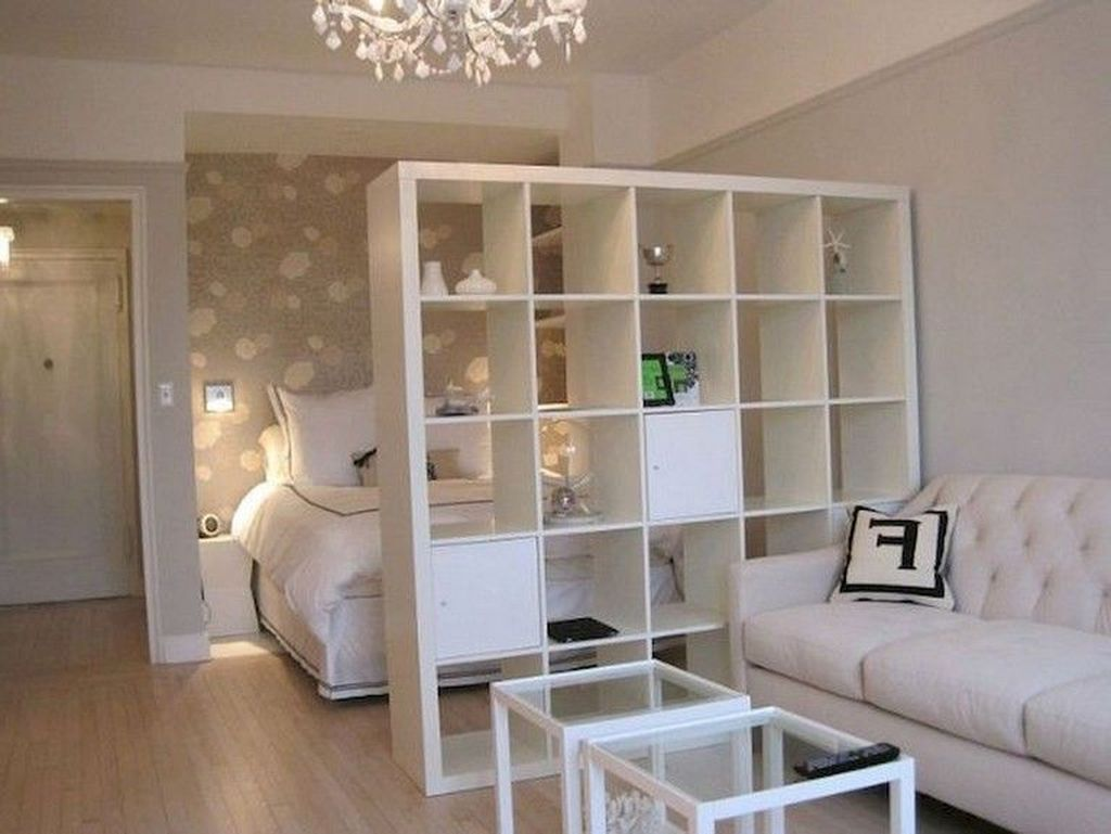 The Best Studio Apartment Layout Design Ideas 20