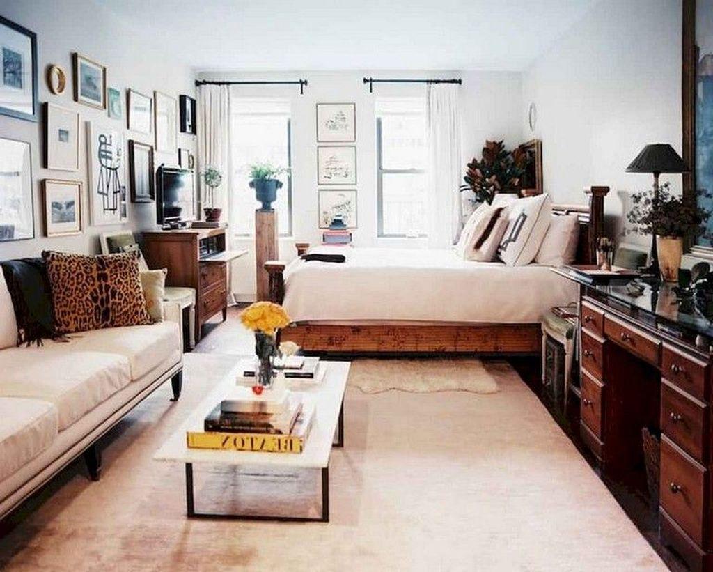 The Best Studio Apartment Layout Design Ideas 25