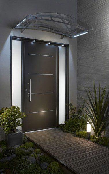 Amazing Modern Door Design Ideas 15