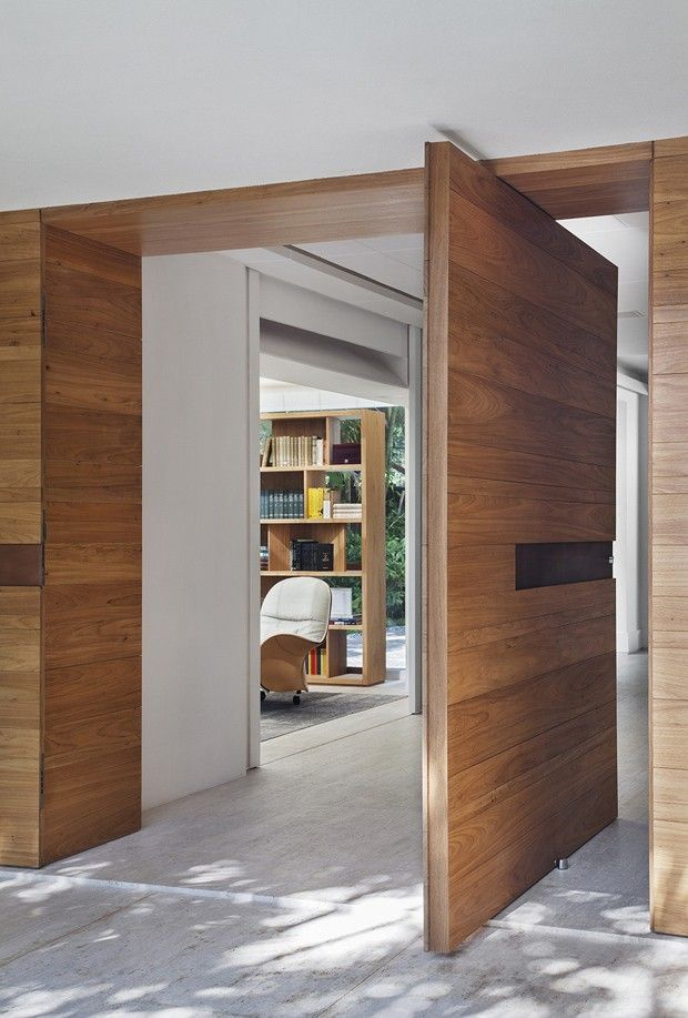 Amazing Modern Door Design Ideas 25