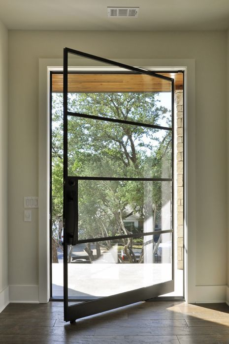 Amazing Modern Door Design Ideas 31