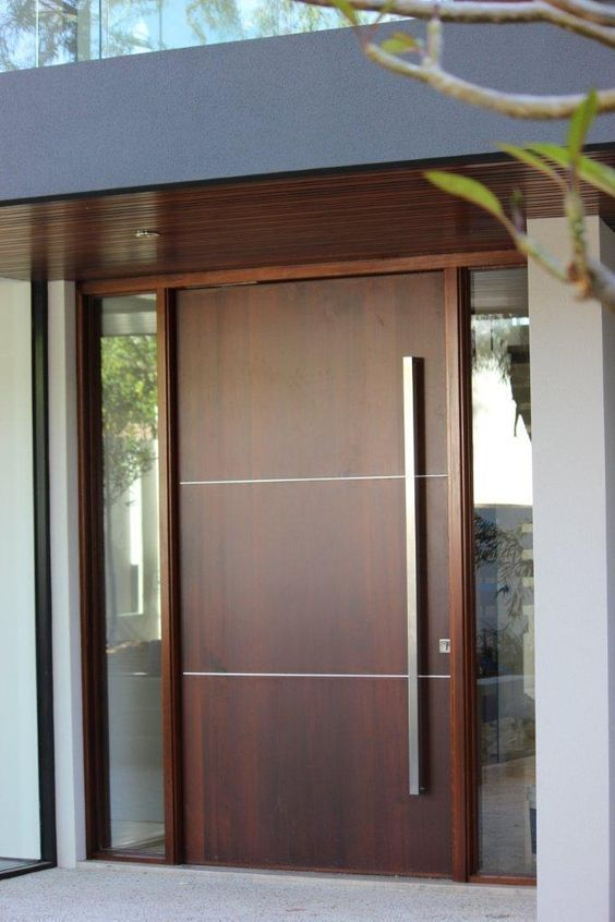 Amazing Modern Door Design Ideas 39
