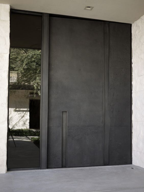 Amazing Modern Door Design Ideas 40