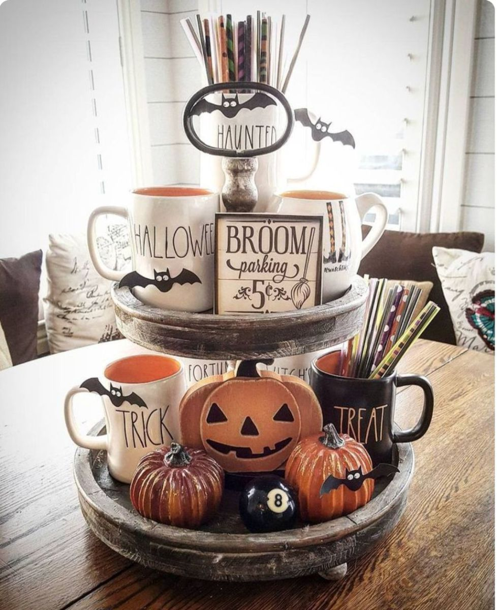 Awesome Fall Table Decorations Ideas You Should Apply This Year 20