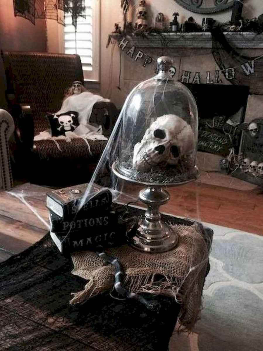 Awesome Spooky Halloweeen Home Decoration Ideas 08