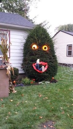 Awesome Spooky Halloweeen Home Decoration Ideas 22