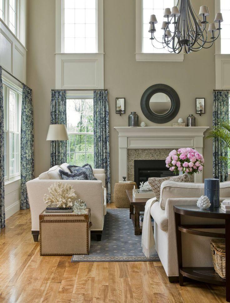 Beautiful Family Room Design Ideas 39