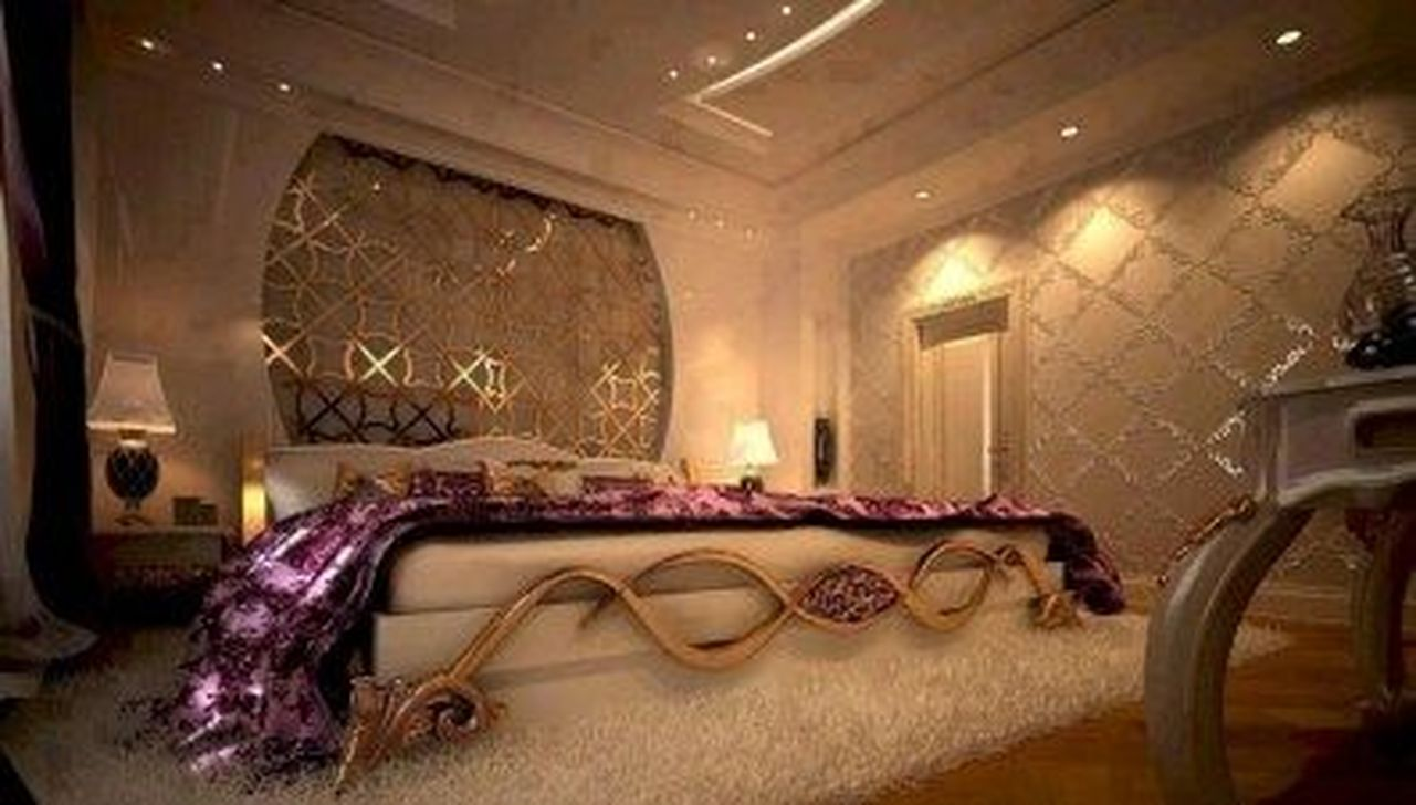 Beautiful Romantic Bedroom Lighting Ideas 15