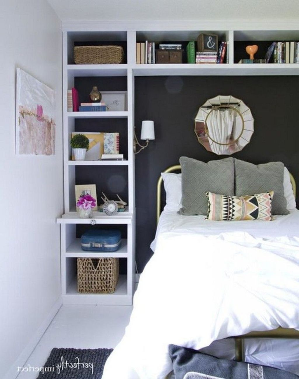 Beautiful Small Master Bedroom Design Ideas On A Budget 29