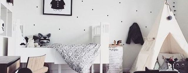 Cozy Scandinavian Kids Bedroom Design Ideas 29