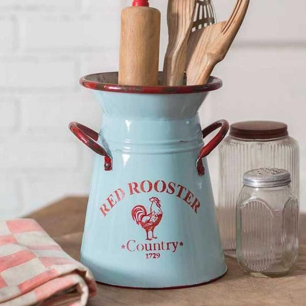 Fabulous Rooster Kitchen Decor Ideas 06