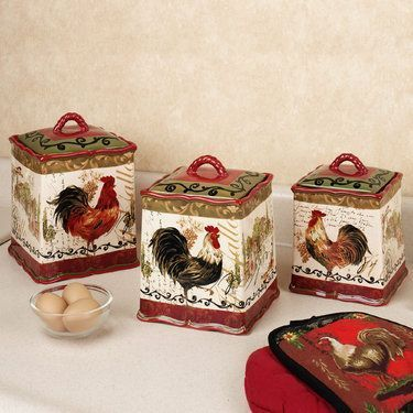 Fabulous Rooster Kitchen Decor Ideas 11