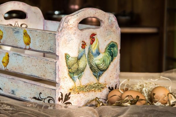 Fabulous Rooster Kitchen Decor Ideas 21