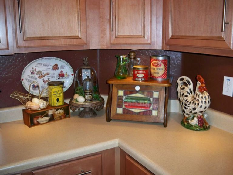 Fabulous Rooster Kitchen Decor Ideas 25
