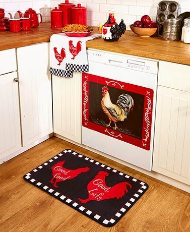 Fabulous Rooster Kitchen Decor Ideas 32