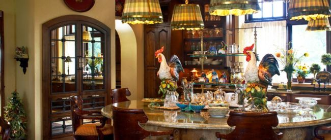 Fabulous Rooster Kitchen Decor Ideas 37
