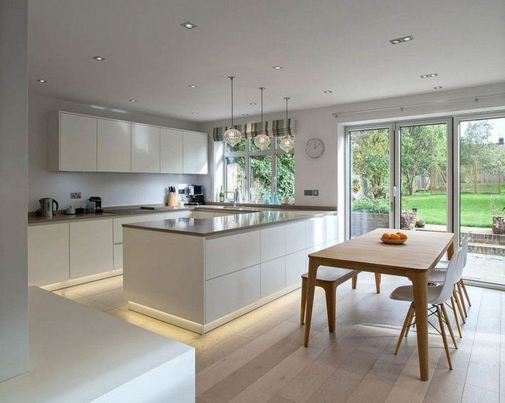 Gorgeous Modern Kitchen Design Ideas 09