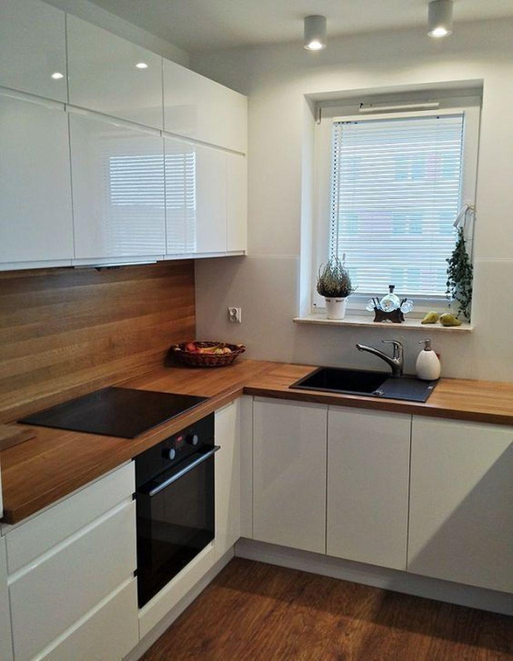 Gorgeous Modern Kitchen Design Ideas 15