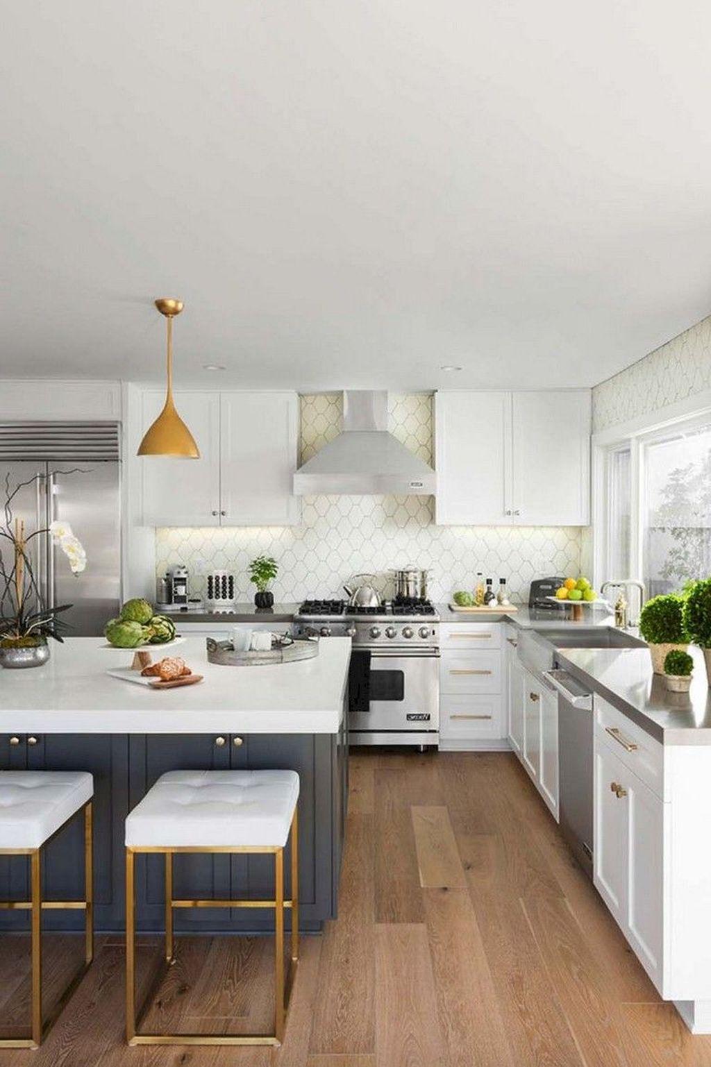 Gorgeous Modern Kitchen Design Ideas 18