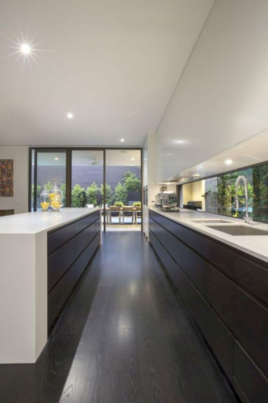 Gorgeous Modern Kitchen Design Ideas 28