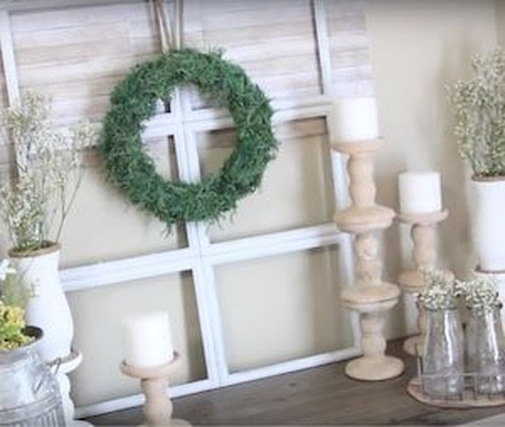 Inspiring DIY Farmhouse Home Decor Ideas 23