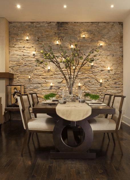 Inspiring Dining Room Design Ideas 17