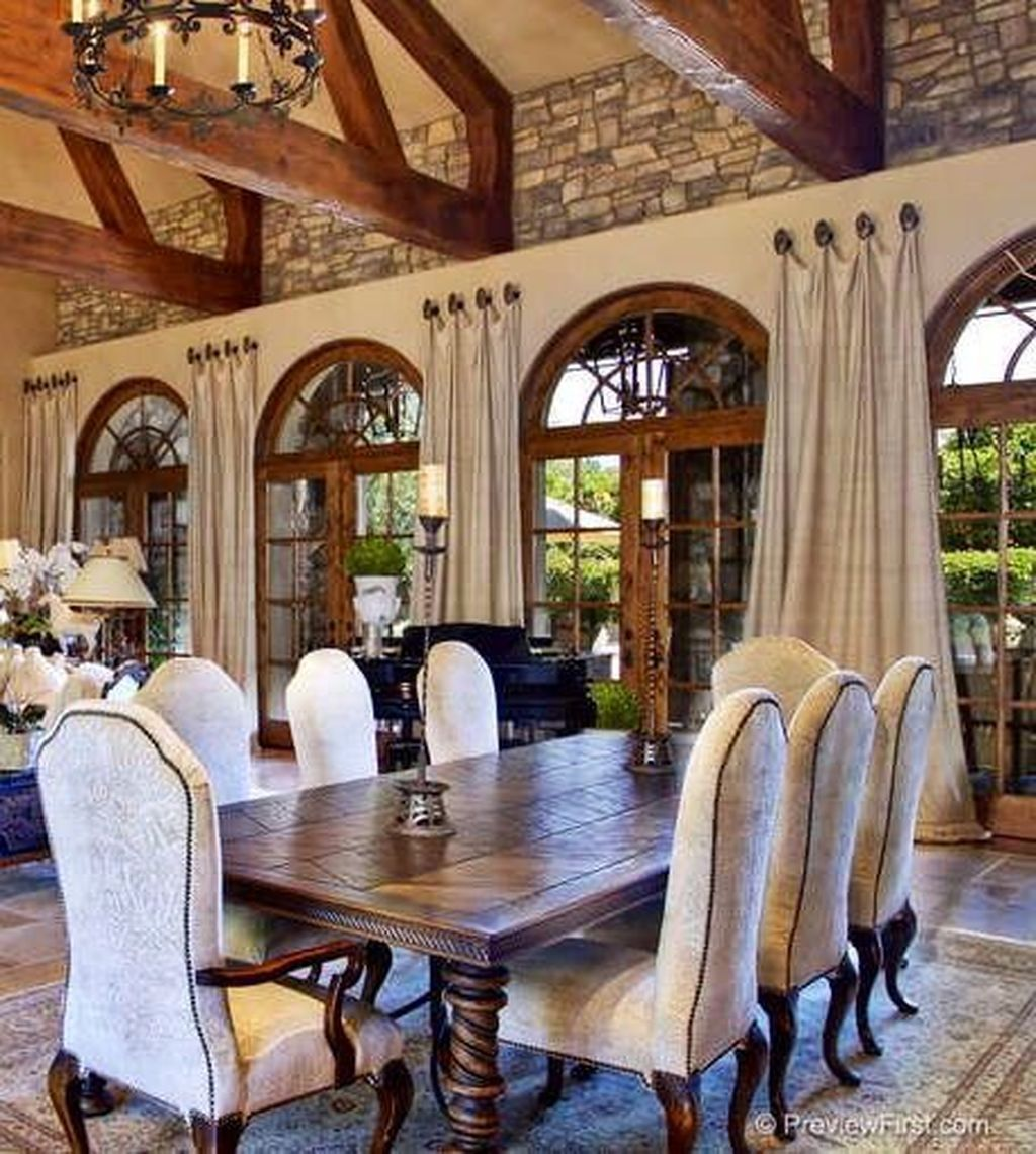 Inspiring Dining Room Design Ideas 29