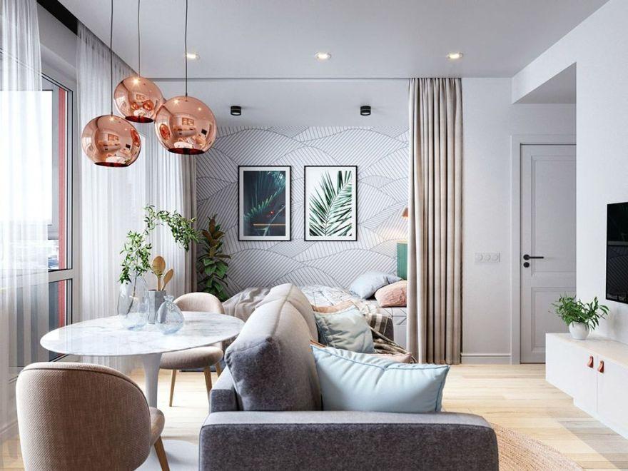Inspiring Small Apartment Decoration Ideas 28