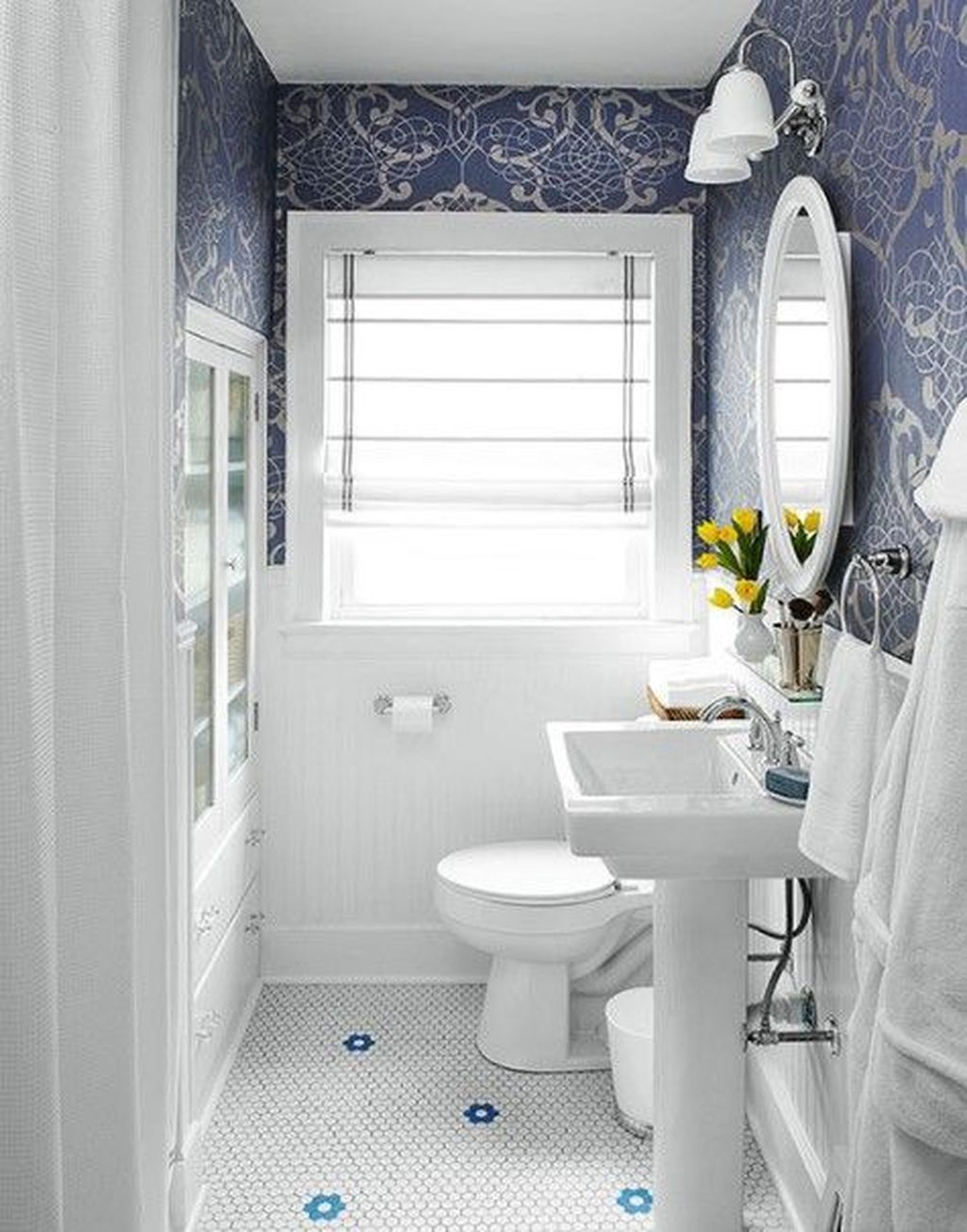Lovely Classic Bathroom Design Ideas 31