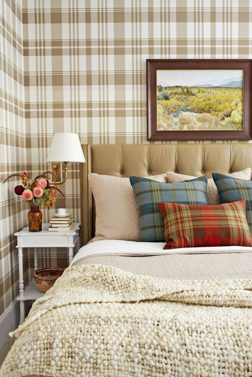Lovely Fall Bedroom Decor Ideas That Will Popular This Year 04