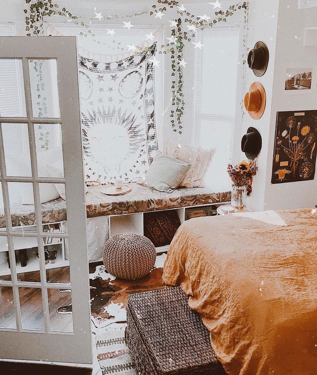 Lovely Fall Bedroom Decor Ideas That Will Popular This Year 08