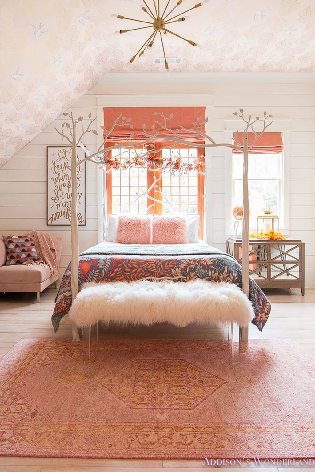 Lovely Fall Bedroom Decor Ideas That Will Popular This Year 10