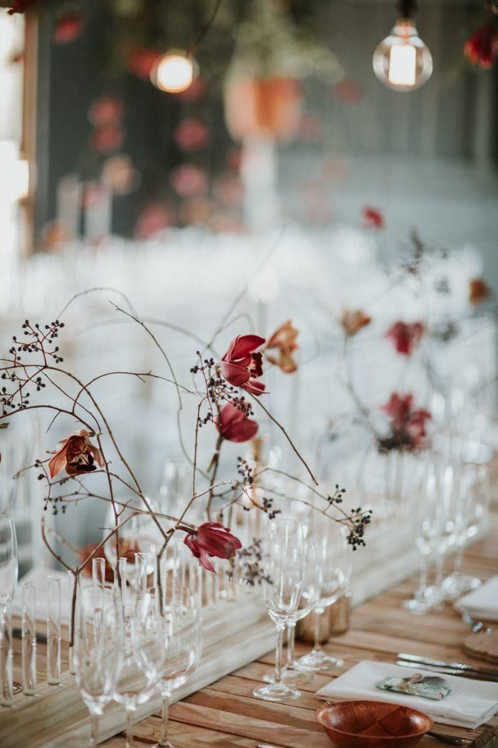 Lovely Wedding Table Decoration Ideas 18