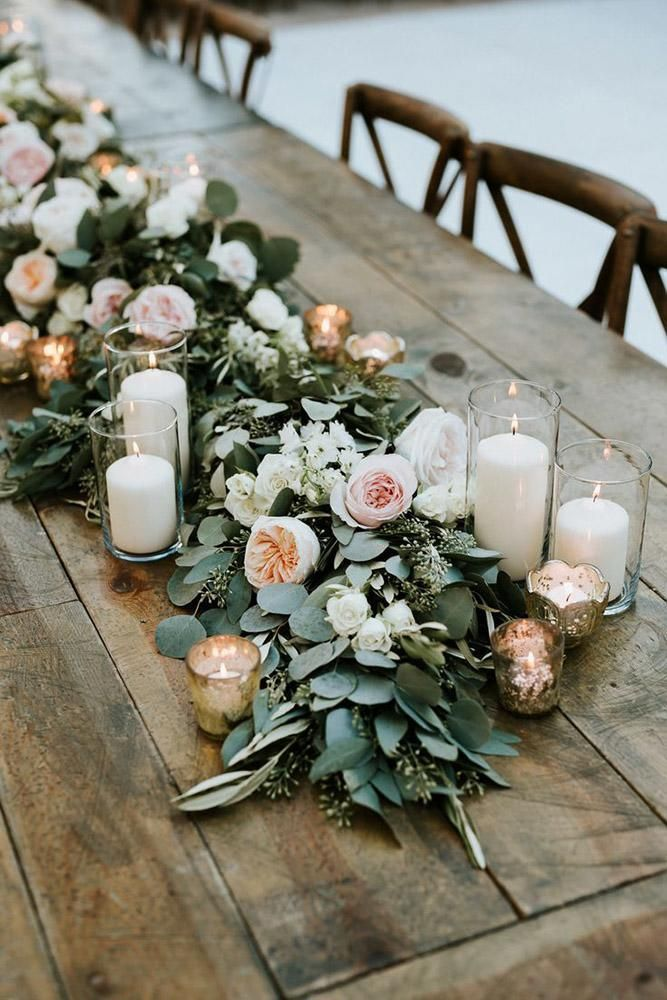 Lovely Wedding Table Decoration Ideas 23