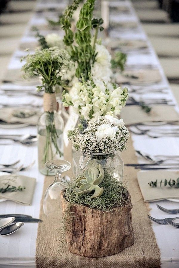 Lovely Wedding Table Decoration Ideas 24