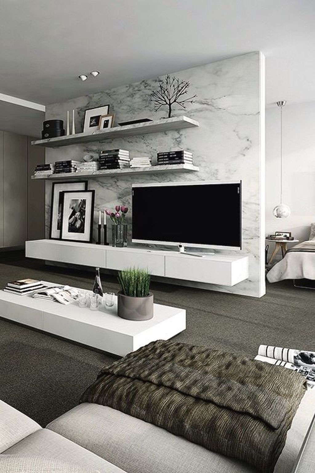 Luxury Living Room Design Ideas With Modern Accent 02