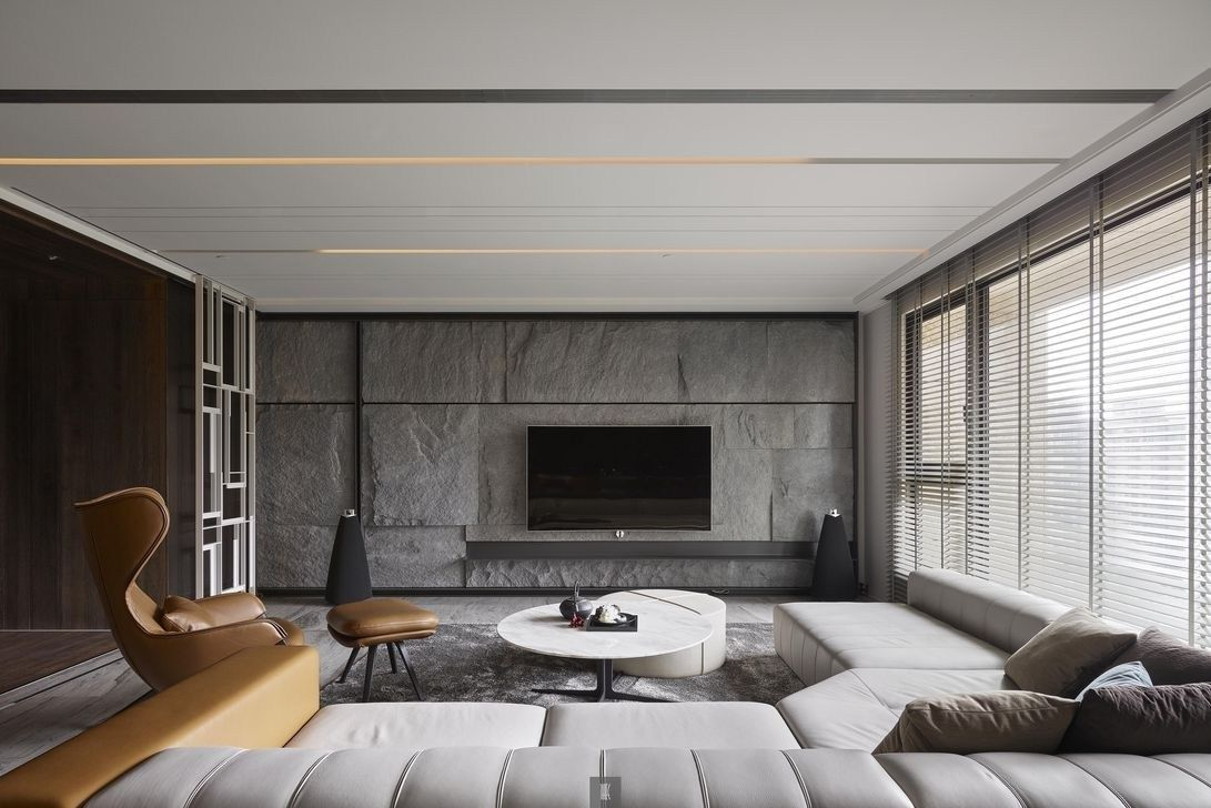 Luxury Living Room Design Ideas With Modern Accent 12
