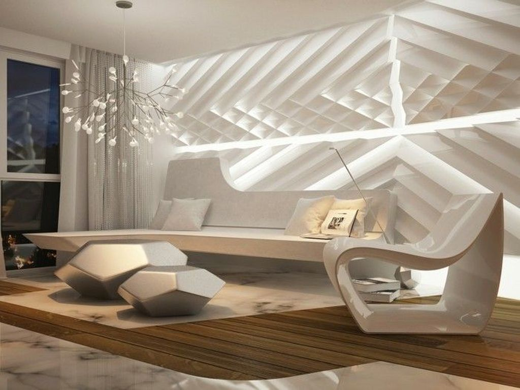 Luxury Living Room Design Ideas With Modern Accent 15
