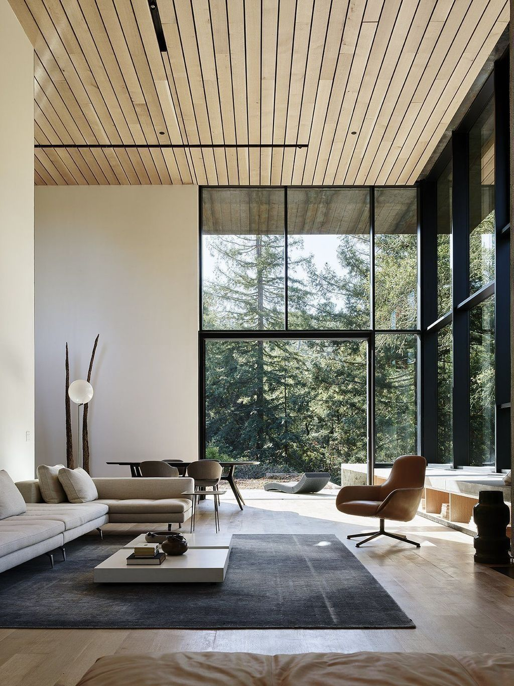 Luxury Living Room Design Ideas With Modern Accent 30