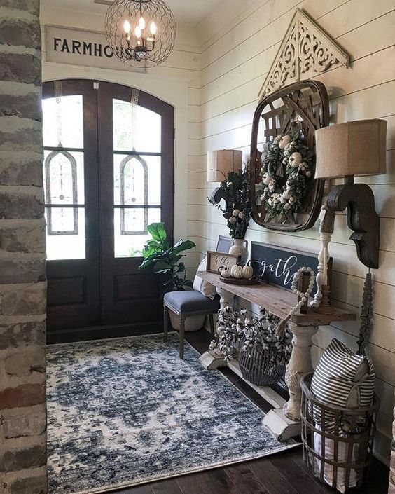 Perfect Entryway Decor Ideas 08