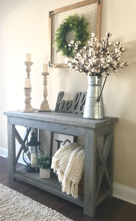 Perfect Entryway Decor Ideas 17