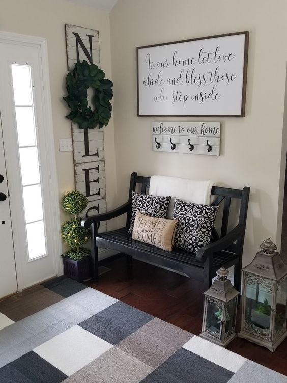 Perfect Entryway Decor Ideas 28