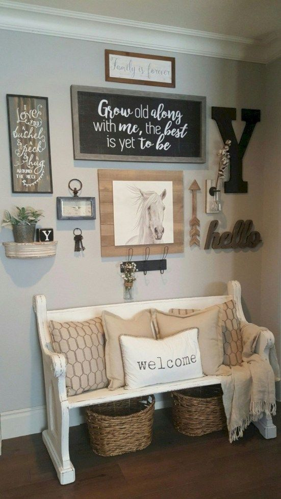 Perfect Entryway Decor Ideas 34
