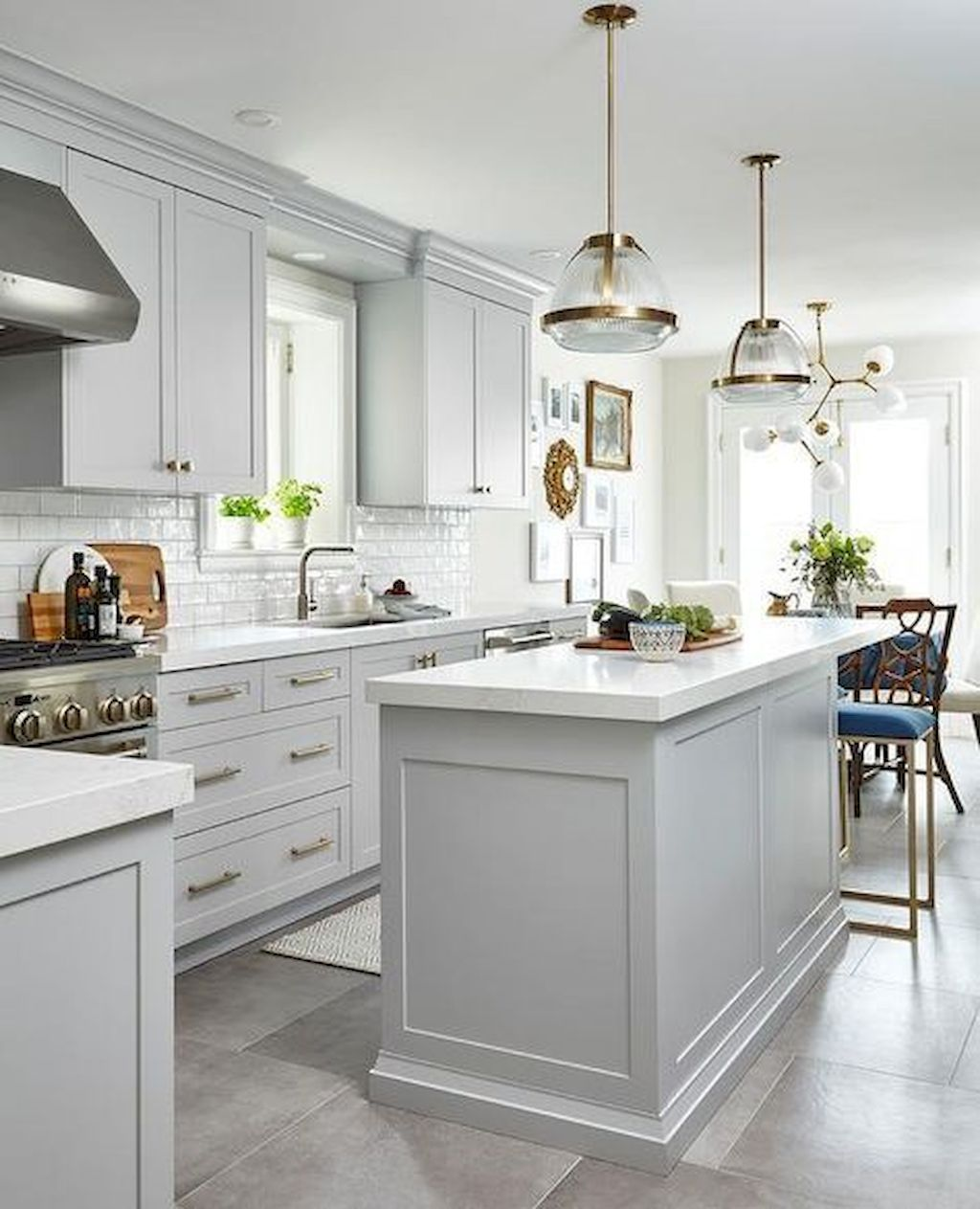 Popular White Kitchen Design Ideas 27
