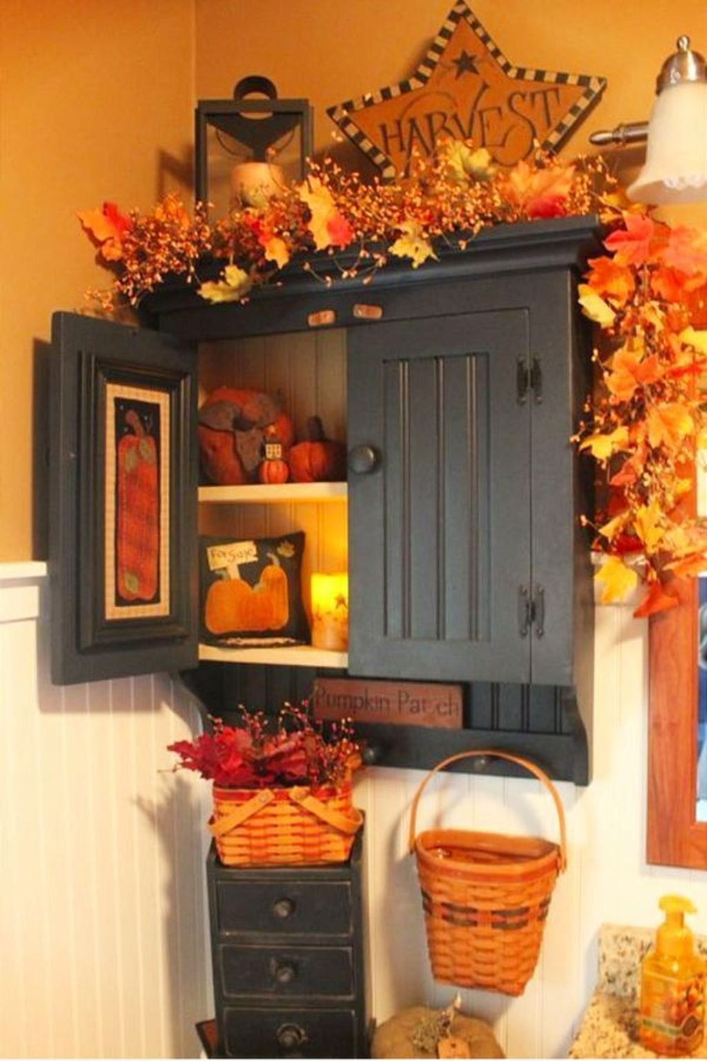 Stunning DIY Fall Home Decor Ideas 03