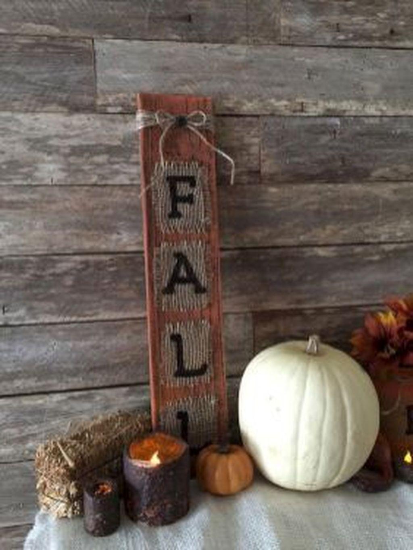 Stunning DIY Fall Home Decor Ideas 05