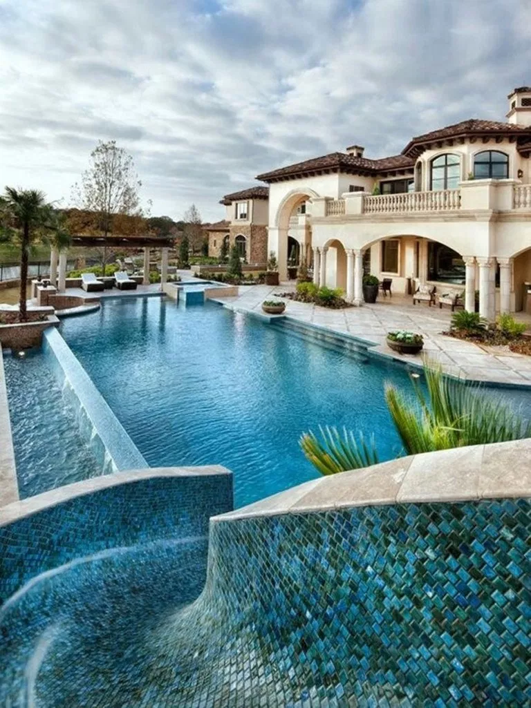 Stunning Dream Pools Design Ideas Luxury Looks 38
