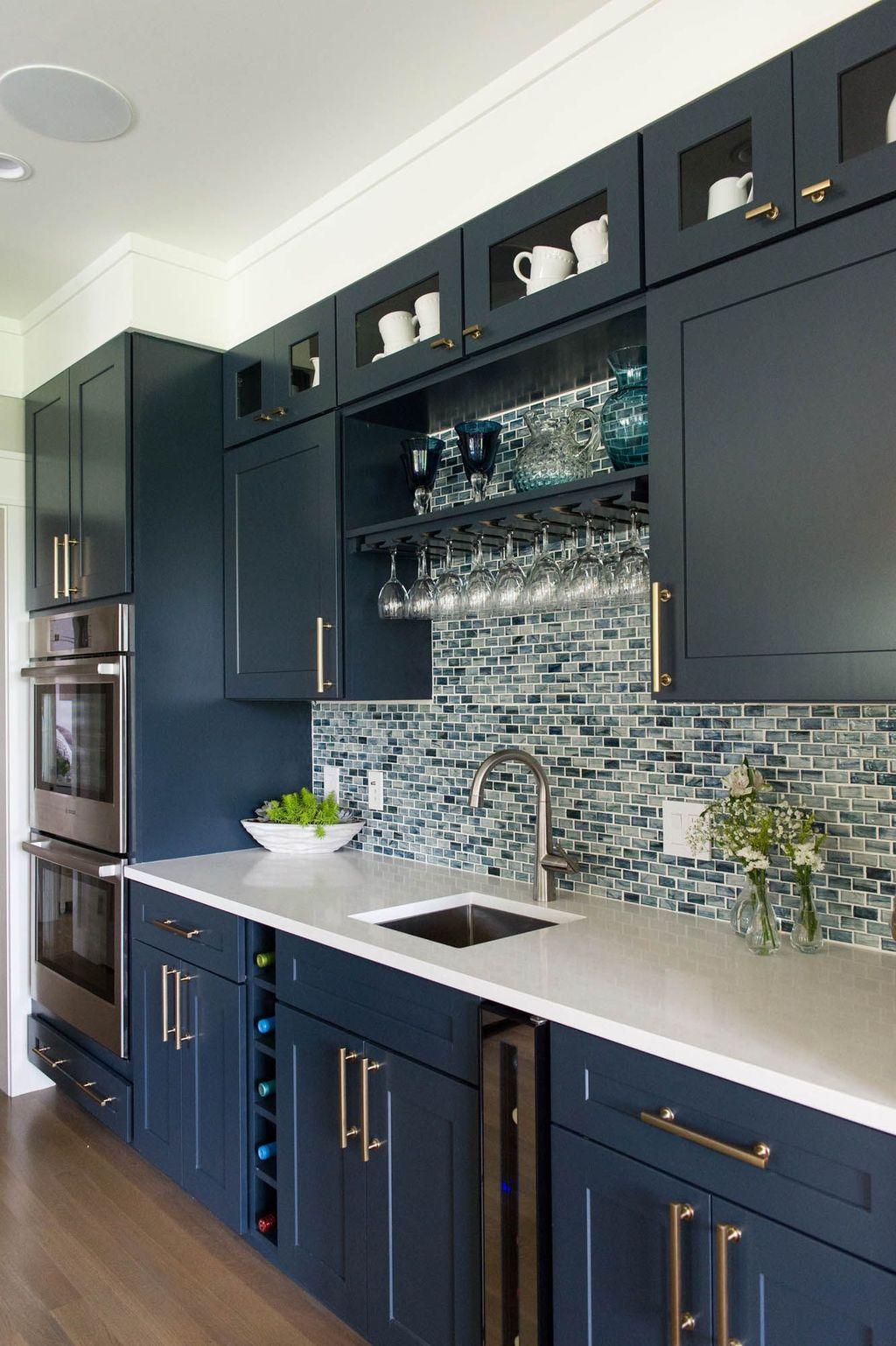 Stunning Kitchen Cabinets Ideas 14